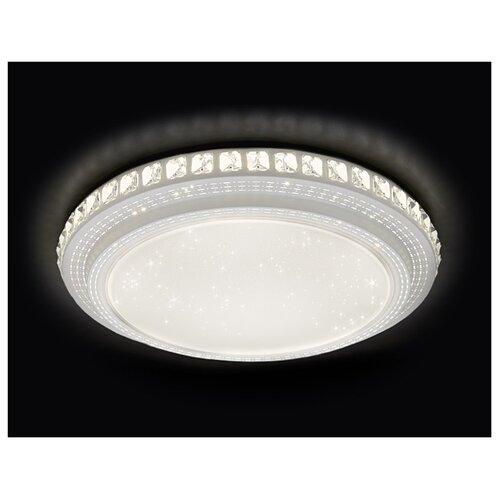 Светильник светодиодный Ambrella light F91 72W D500 ORBITAL, LED, 72 Вт iproled 72w dia 63cm switch control cct dimmable 6pcs clouds design led ceiling light