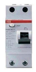 УЗО ABB 30мА тип AC FH202 (2CSF202004R1250) 2 полюса