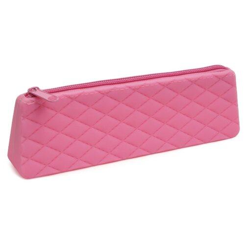 Купить Феникс+ Пенал-косметичка Розовый (43806) розовый, Пеналы