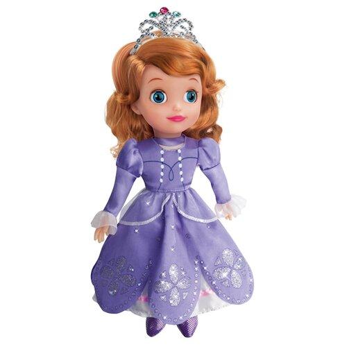 Купить Интерактивная кукла Мульти-Пульти Disney Принцесса София Прекрасная, 30 см, SOFIA004, Куклы и пупсы