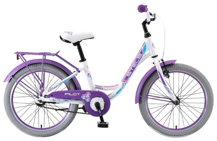 Подростковый городской велосипед STELS Pilot 250 Lady 20 V010 (2019)