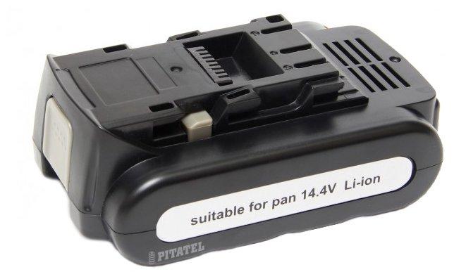 Аккумуляторный блок Pitatel TSB-163-PAN14-20L 14.4 В 2 А·ч