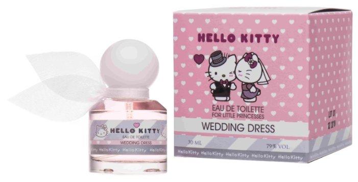 Духи PontiParfum Hello Kitty Wedding Dress