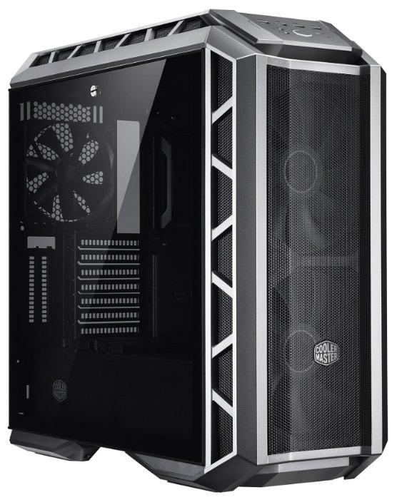 Cooler Master Компьютерный корпус Cooler Master MasterCase H500P Mesh (MCM-H500P-MGNN-S10) w/o PSU Black