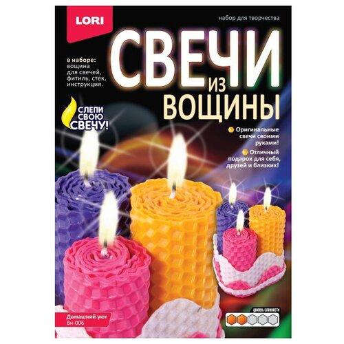 Купить LORI Свечи из вощины Домашний уют Вн-006, Изготовление свечей