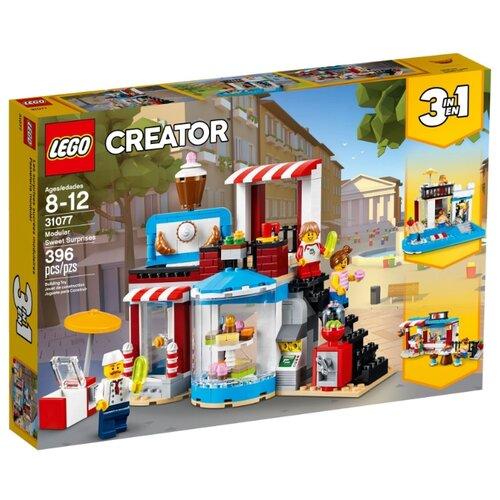 Фото - Конструктор LEGO Creator 31077 Приятные сюрпризы конструктор creator lego lego mp002xb0085w