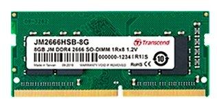 Transcend Оперативная память Transcend JM2666HSB-8G