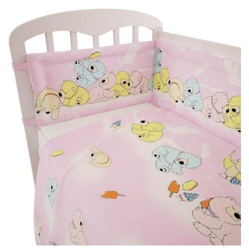 Фото - Фея комплект Мишки (3 предмета) розовый золотой гусь комплект зая зай 3 предмета розовый
