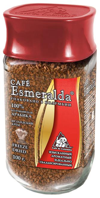 Cafe Esmeralda Классический сублимированный кофе Колумбийская Арабика 25 пакетов Cafe Esmeralda 571369
