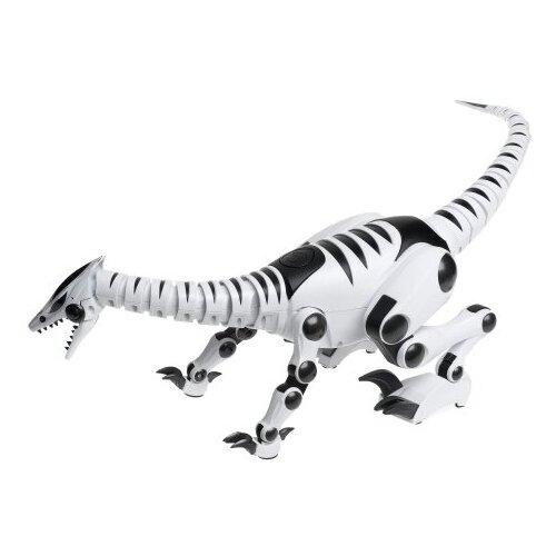 цена на Интерактивная игрушка робот WowWee Roboreptile белый
