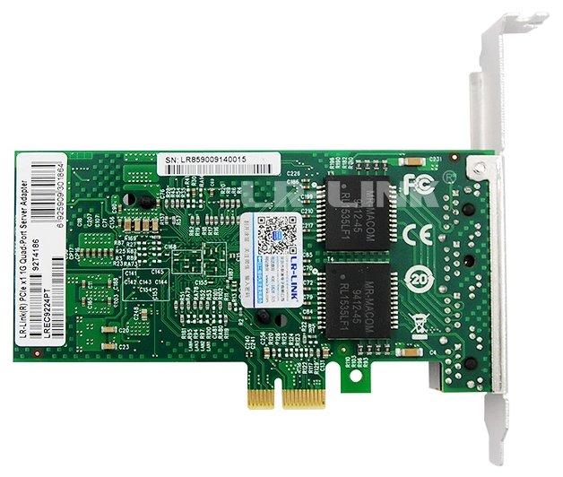 Сетевая карта LR-LINK LREC9224PT