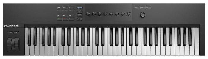 MIDI-клавиатура Native Instruments Komplete Kontrol A61