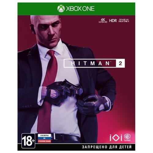 Купить Игра для Xbox ONE Hitman 2, Warner Bros.