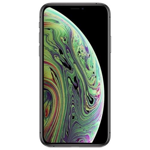 Смартфон Apple iPhone Xs Max 64GB серый космос (MT502RU/A)