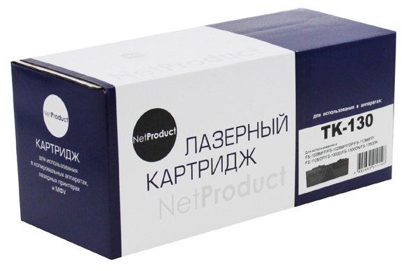 Картридж Net Product N-TK-130, совместимый — купить по выгодной цене на Яндекс.Маркете