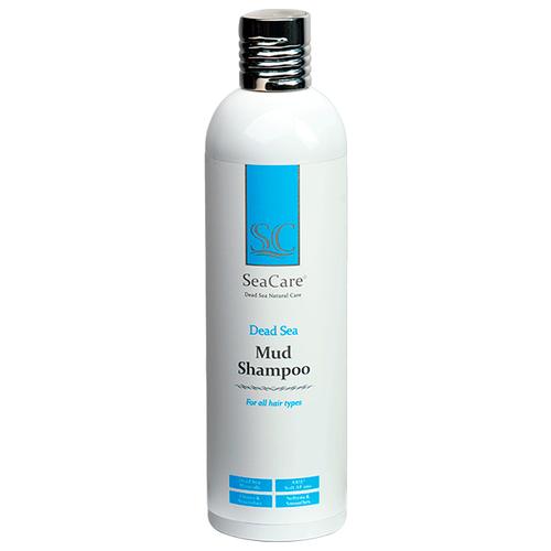 SeaCare шампунь Dead Sea Грязевой для всех типов волос 400 мл