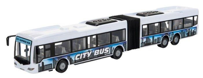 Автобус Dickie Toys с гармошкой (3748001) 1:43 46 см ...