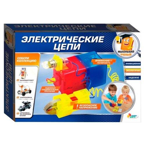 Купить Набор Играем вместе Электрические цепи (TXD-153-R), Наборы для исследований