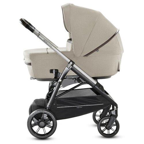 Купить Универсальная коляска Inglesina Aptica (3 в 1, с подставкой для люльки) cashmere beige, Коляски