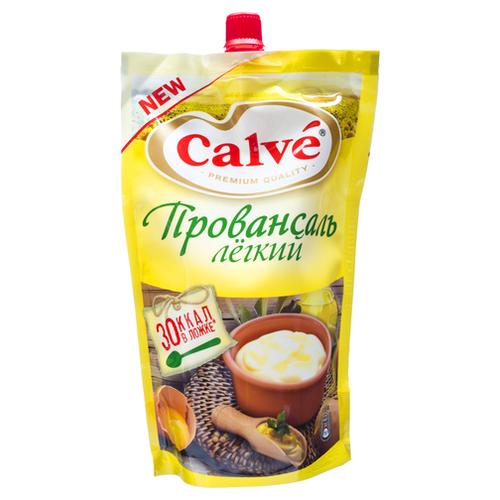 Майонезный соус Calve Провансаль легкий 20% 390 г