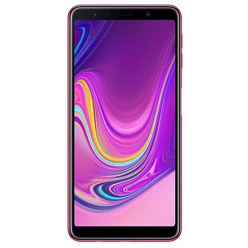 Купить Смартфон Samsung Galaxy A7 (2018) 4/64GB розовый (SM-A750FZIUSER)