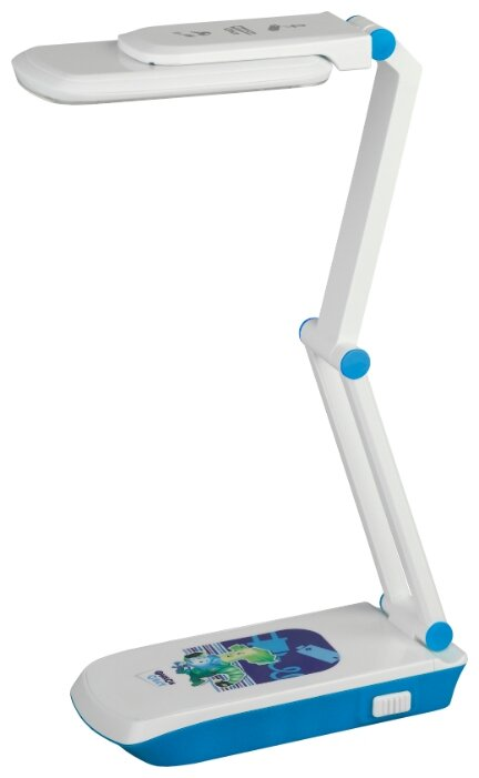 Настольная лампа ЭРА NLED-423-3W-BU