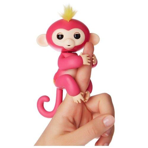 Купить Интерактивная игрушка робот WowWee Fingerlings Ручная обезьянка белла, Роботы и трансформеры