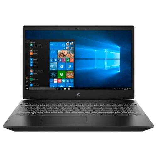 Ноутбук HP Pavilion Gaming 15-cx0027ur (Intel Core i5 8250U 1600 MHz/15.6/1920x1080/8GB/1000GB HDD/DVD нет/NVIDIA GeForce GTX 1050/Wi-Fi/Bluetooth/Windows 10 Home) 4JT74EA, темно-серый/хромированный логотип ноутбук asus rog fx553vd e41241 intel core i5 7300hq 4gb 1000gb hdd nvidia geforce gtx 1050 15 6 1920x1080 нет endless черный