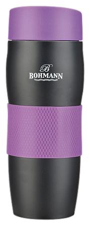 Купить Термокружка Bohmann BH-4457 (0,375 л) фиолетовый по низкой цене с доставкой из Яндекс.Маркета (бывший Беру)