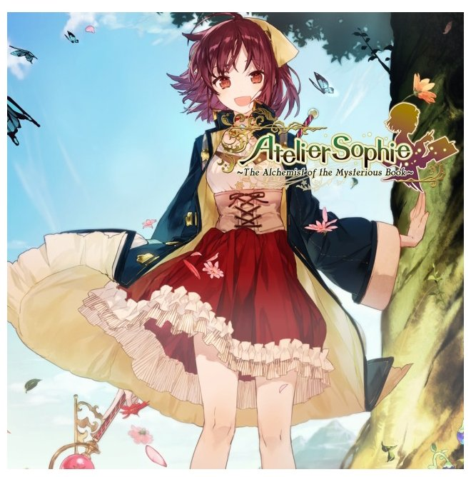KOEI TECMO GAMES Atelier Sophie: The Alchemist of the Mysterious Book
