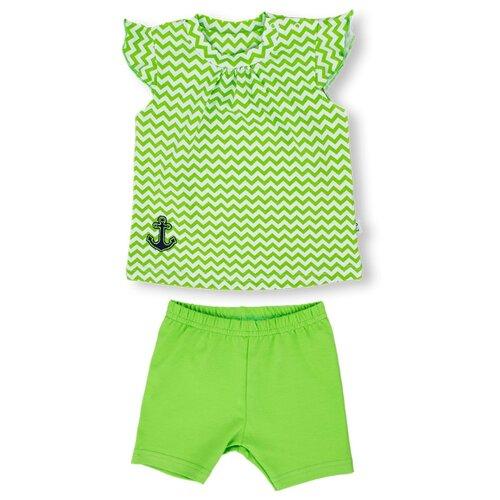 Комплект одежды LEO размер 98, зеленыйКомплекты и форма<br>
