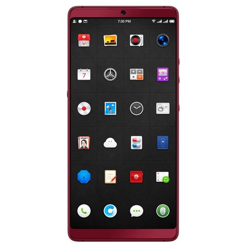 Купить Смартфон Smartisan U3 Pro 4/64GB бургунди