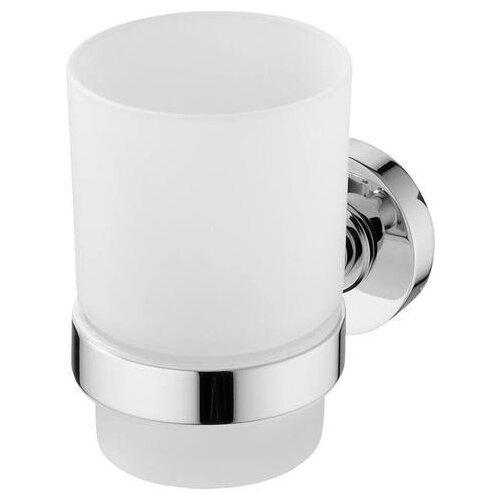 Стакан для зубных щеток Ideal STANDARD Iom A9120 белый/хром