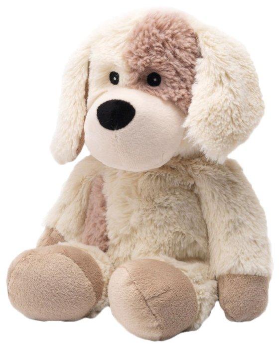 Игрушка-грелка Warmies Cozy plush Пёсик 25 см