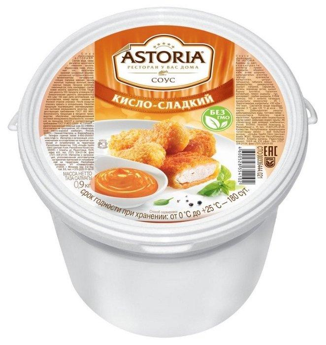 Соус ASTORIA Кисло-сладкий, 900 г