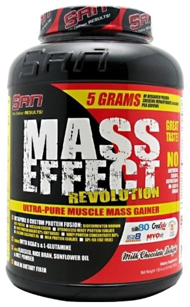 Гейнер S.A.N. Mass Effect Revolution (2.9 кг)