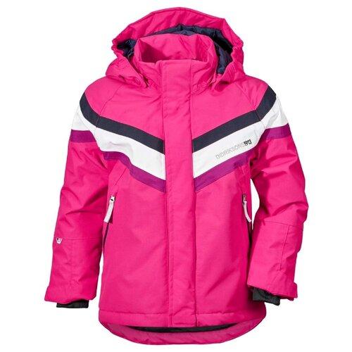 Куртка Didriksons Safsen 501472 размер 90, 070 фуксияКуртки и пуховики<br>