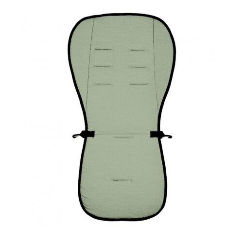 Купить Матрас для прогулочной коляски Altabebe Lifeline Polyester 85 x 44 зеленый, Матрасы и наматрасники