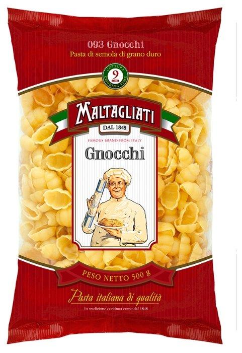 Макаронные изделия Maltagliati №93 ракушки, 500г