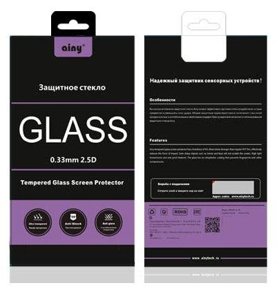 Защитное стекло Ainy Full Screen Cover AF-S687A/B/L для Samsung Galaxy A3 (2017)