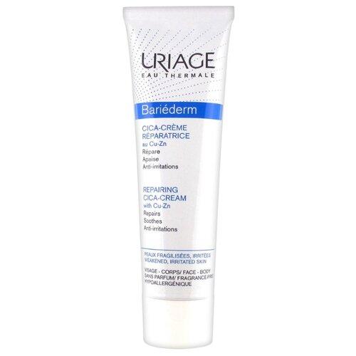 Uriage Bariederm Repairing Cica-Cream Крем восстанавливающий для лица и тела, 100 мл uriage bariederm cica creme