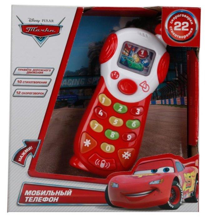 Интерактивная развивающая игрушка Умка Мобильный телефон