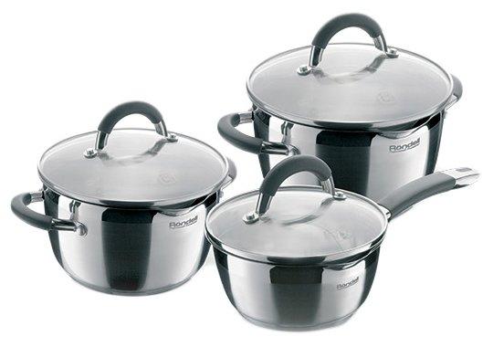 Набор посуды Rondell Flamme RDS-341 6 пр.