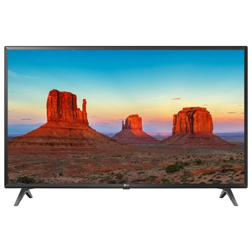 Купить Телевизор LG 49UK6300 черный