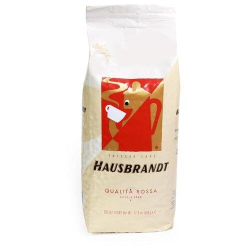 Кофе в зернах Hausbrandt Rossa, арабика/робуста, 500 г hausbrandt кофе в зернах академия 0 5 кг вакуумная упаковка 537 hausbrandt