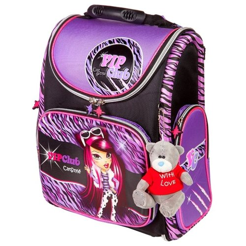 цена на Hummingbird Ранец VIP Club CatStyle (K67), фиолетовый