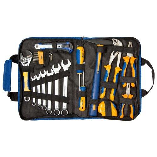 Набор инструментов KRAFT (23 предм.) KT 703002 набор инструментов kraft professional с сумкой 23 предметов