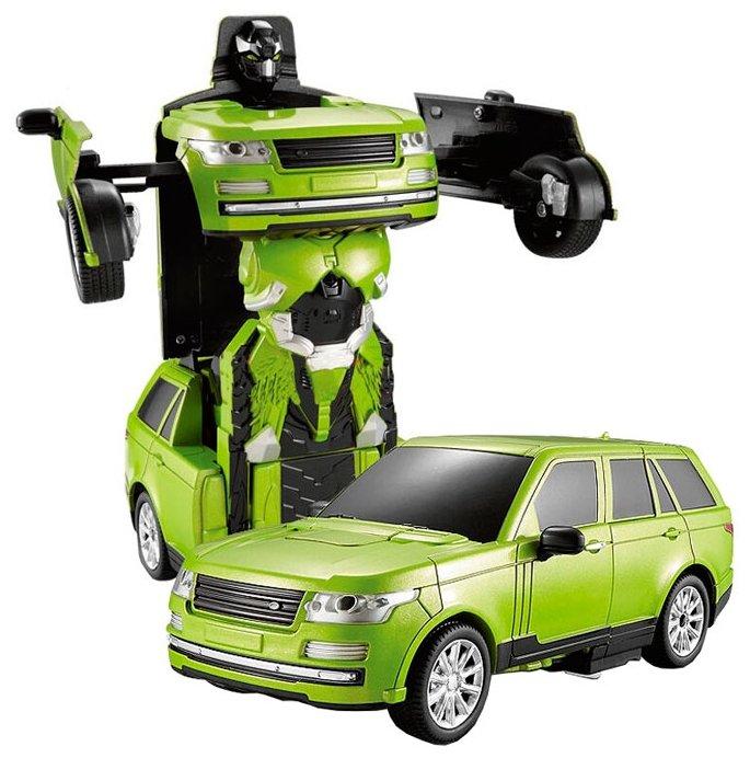 Робот-трансформер 1 TOY Внедорожник