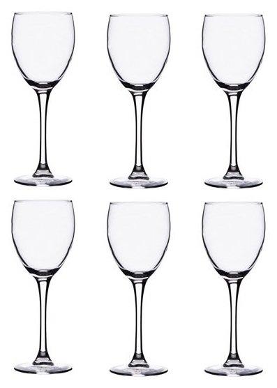 Luminarc Набор фужеров для вина Signature 6 шт 250 мл H8168