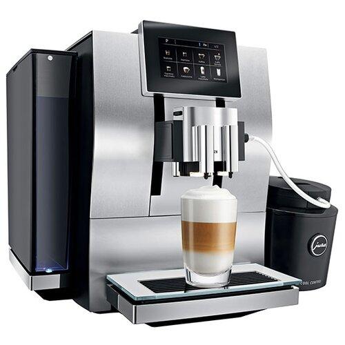 Кофемашина Jura Z8 Aluminium aluminium кофемашина jura z6 satinsilber серебристый черный